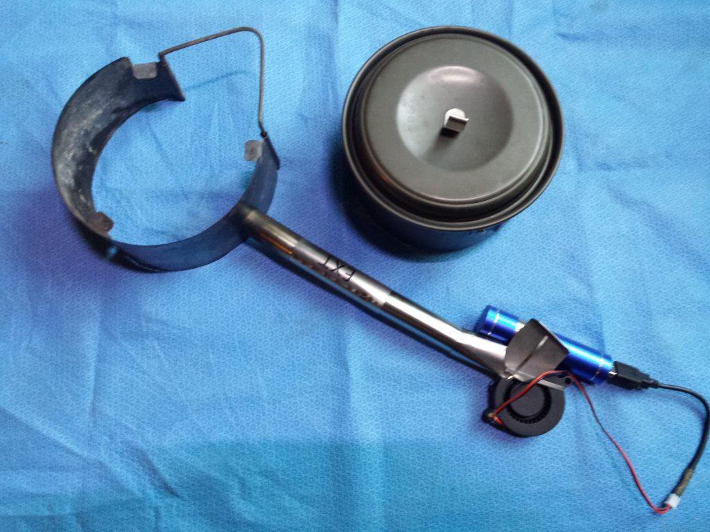 Flame Blower Motor Power 05000 : Blower fans for ultralight stove tim tinker